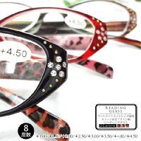 saku.azul - PC老眼鏡 ラインストーン 付きデザイン柄 リーディンググラス ブルーライトカット 2051|Yahoo!ショッピング