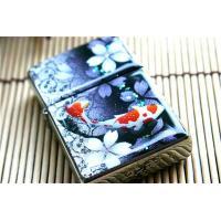【桜色】zippo「塗」 匠の技!桜色限定ジッポ!職人の手作り!和柄オリジナル商品です!2商品購入で送料無料! sakura-iro