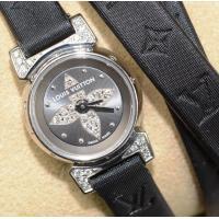 2重ロングベルト! 正規保証書付き ドゥブルトゥール ビジュ ダイヤ 腕時計 レディース
