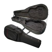 クラシックギター用セミハードケース ・ショルダーストラップ×2付属