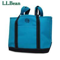 ●L.L.Bean【エルエルビーン】 ※こちらの商品は画像の刺繍が入っています。  定番人気のキャン...