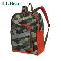 L.L.Bean【エルエルビーン】  人間工学に基づいてデザインされたショルダー・ストラップ、ヘッド...