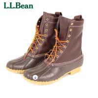 L.L.Bean【エルエルビーン】  100年変わらぬ品質とこだわり。防水性のあるフルグレイン・レザ...