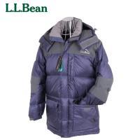 L.L.Bean【エルエルビーン】  エルエルビーンのダウンジャケット。フィルパワーは700、軽く保...