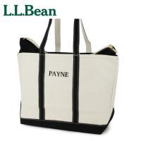 L.L.Bean エルエルビーン  定番人気のキャンバストートバッグが入荷。 24オンスの厚手のキャ...