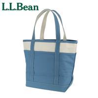 エルエルビーン L.L.Bean  定番人気のキャンバストートバッグが入荷。 24オンスの厚手のキャ...