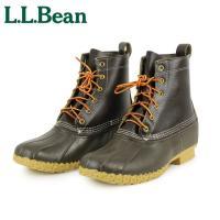 エルエルビーン L.L.Bean  100年変わらぬ品質とこだわり。防水性のあるフルグレイン・レザー...
