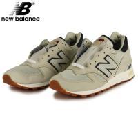ニューバランス New Balance  完成されたクラッシックなデザイン、履けば履くほど足に馴染む...