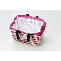 バウンスカラー レジャー&レジ保冷温バッグ  景品 粗品 販促品 記念品 プチギフト カラフル レジバッグ