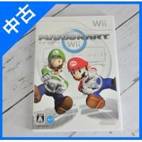 マリオカート Wii/ ゲーム  ソフト単品 Nintendo  ハンドルは付属しません ソフト、ケ...