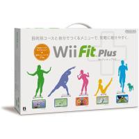 箱なし Wii fit  プラス (バランスWiiボードセット) (シロ) Wii フィット Wii...