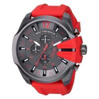 航空機の操縦席に並ぶ計器類からインスパイアされたダイアルデザインが、とても魅力的なディーゼルの腕時計...