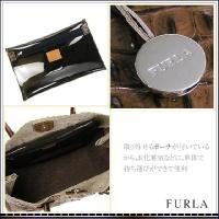 フルラ FURLA バッグ 新作 ショルダーバッグ ハンドバッグ クロコ調型押し 通販 ブランド レディース 革 レザー 人気 ブラウン