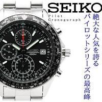 【送料無料】  商品名:SEIKO セイコー メンズ クロノグラフ 腕時計 SND253P1 10気...