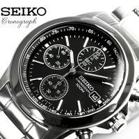 【送料無料】  商品名:SEIKO セイコー クロノグラフ メンズ 腕時計 ウォッチ Men's ク...