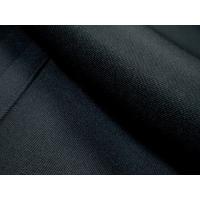 厚地ポリエステル作務衣(黒)3L