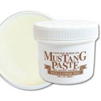 MUSTANG PASTE マスタングペースト ホースオイル レザーメンテナンス専用 保革油 クリー...