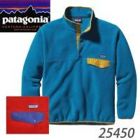 Patagonia パタゴニア 25450 Men's Synchilla Snap-T Pullo...