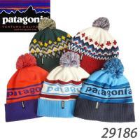 Patagonia パタゴニア 29186 Powder Town Beanie パウダー・タウン・...
