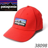Patagonia パタゴニア 38098 P-6 Logo Stretch Fit Hat P-6...