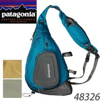Patagonia パタゴニア 48326 Stealth Atom Sling 15L ステルス・...