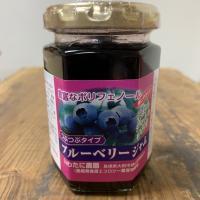地元大田市で栽培しているブルーベリーの手造りジャム つぶタイプで、粒の食感が味わえます。  ●内容量...