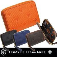 ●ブランド名:カステルバジャック CASTELBAJAC  ■サイズ:11cm(W)×7.2cm(H...
