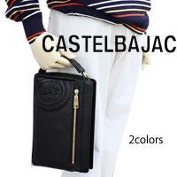 ●ブランド名:カステルバジャック CASTELBAJAC ●商品名:カステルバジャック メンズセカン...