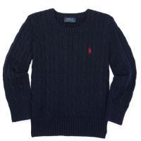 ■商品説明■ 着まわしに欠かせない縄編みのコットンセーター Tシャツ、ポロシャツ、カジュアルシャツ...