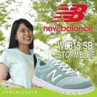 ★ニューバランス NEW BALANCE レディース WL315 SB D ( STORMBLUE ...