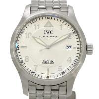 IWCの人気パイロットシリーズ、マーク15が入荷しました。機械式時計にとって有害な磁気を寄せつけいな...