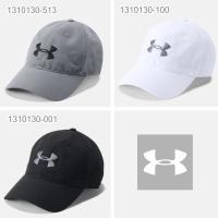 アンダーアーマー メンズスポーツキャップ UNDER ARMOUR MENS CAP 帽子 ゴルフ グレー 1310130
