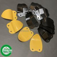 三菱 管理機 の耕うん爪 12本組セットです。 日本ブレード製の正逆ナタ爪(木の葉型の爪)です。 爪...
