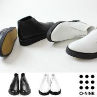 《基本情報》 ○ブランド:O-NINE(オーナイン) ○カラー展開:ブラック / ホワイト ○サイズ...