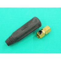溶接機用 小型コネクター DINSEメス   メーカー形式   DIX BKM25   DINSE小...