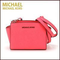 マイケルコース MICHAEL KORS SELMA MINI MESSENGER ショルダーバッグ...