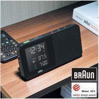 サンテラボ - ブラウン ラジオ クロック BRAUN Radio Clock BNC010|Yahoo!ショッピング