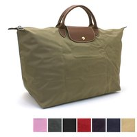 世界中で愛されているロンシャンの人気トートバッグ「ル・プリアージュ」。軽くて丈夫なナイロン素材に上質...