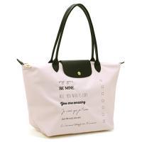遊び心いっぱいでロマンチックなデザインの、「ル・プリアージュ・バレンタイン」。バッグに記された愛の言...