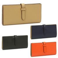 しっとりやわらかな手触りの上質レザー素材が高級感たっぷり!ジェイ&エムデヴィッドソンの長財布...