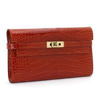 厳選された素材で丁寧に作り上げた、高級感溢れるエルメスのお財布は一生もの。ケリーバッグで馴染み深いデ...