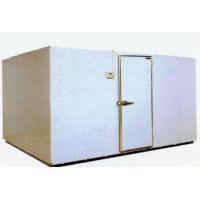 業務用プレハブ冷凍庫3坪です。冷凍機器は三菱電機の製品ですので、万が一のアクシデントには早急に対応で...