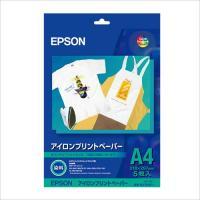 エプソン 純正用紙 Tシャツ プリント オリジナル 転写紙 アイロンプリントペーパー MJTRSP1(MJTRSP1)(取寄せ)