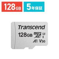 microSDカード マイクロSD 128GB Class10 UHS-I U3 V30