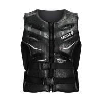 ■品名:ライフジャケット ■素材:ネオブレンゴム   ■充填物:EPE ■カラー:ブラック ■サイズ...