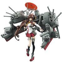 大人気ゲーム「艦隊これくしょん 艦これ」の最強キャラクターを圧倒的ボリュームで立体化!砲塔の先端や、...