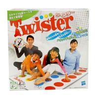 ツイスターは1965年にアメリカで生まれたパーティーゲーム! スピナーの指示に従って、マット上で手や...