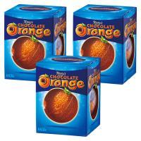 ★ポイント10倍 ★翌日配送可能  オレンジの形をした、オレンジフレーバーのミルクチョコレート。 軽...