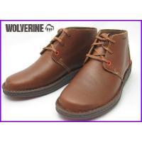ウルバリン<ウルヴァリン> WOLVERINE メンズ CHUKKA ブーツ ブラック