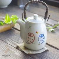 ほのぼの絵柄がかわいいですよ♪味わいある和食器で食卓を囲んでみては?